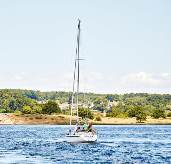 Explore the many charming islands in the South Fyn Archipelago