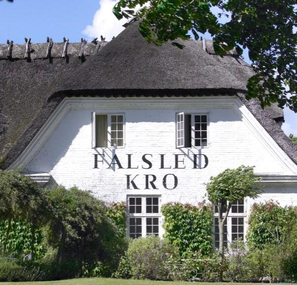 Falsled Kro is a good suggestion for a gastro-getaway in Denmark