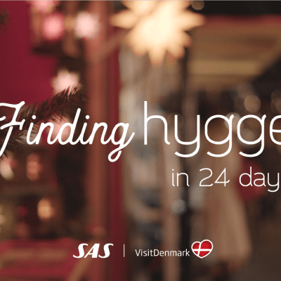 Finding Hygge in 24 days