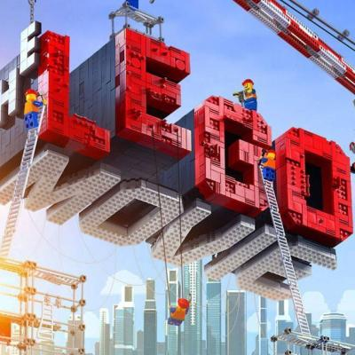 The LEGO Movie - logo