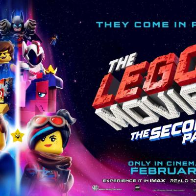 The LEGO Movie 2 - logo